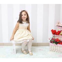d7c673ed7d Vestidos de arras y ceremonia para niñas - Golositos Ropa Infantil