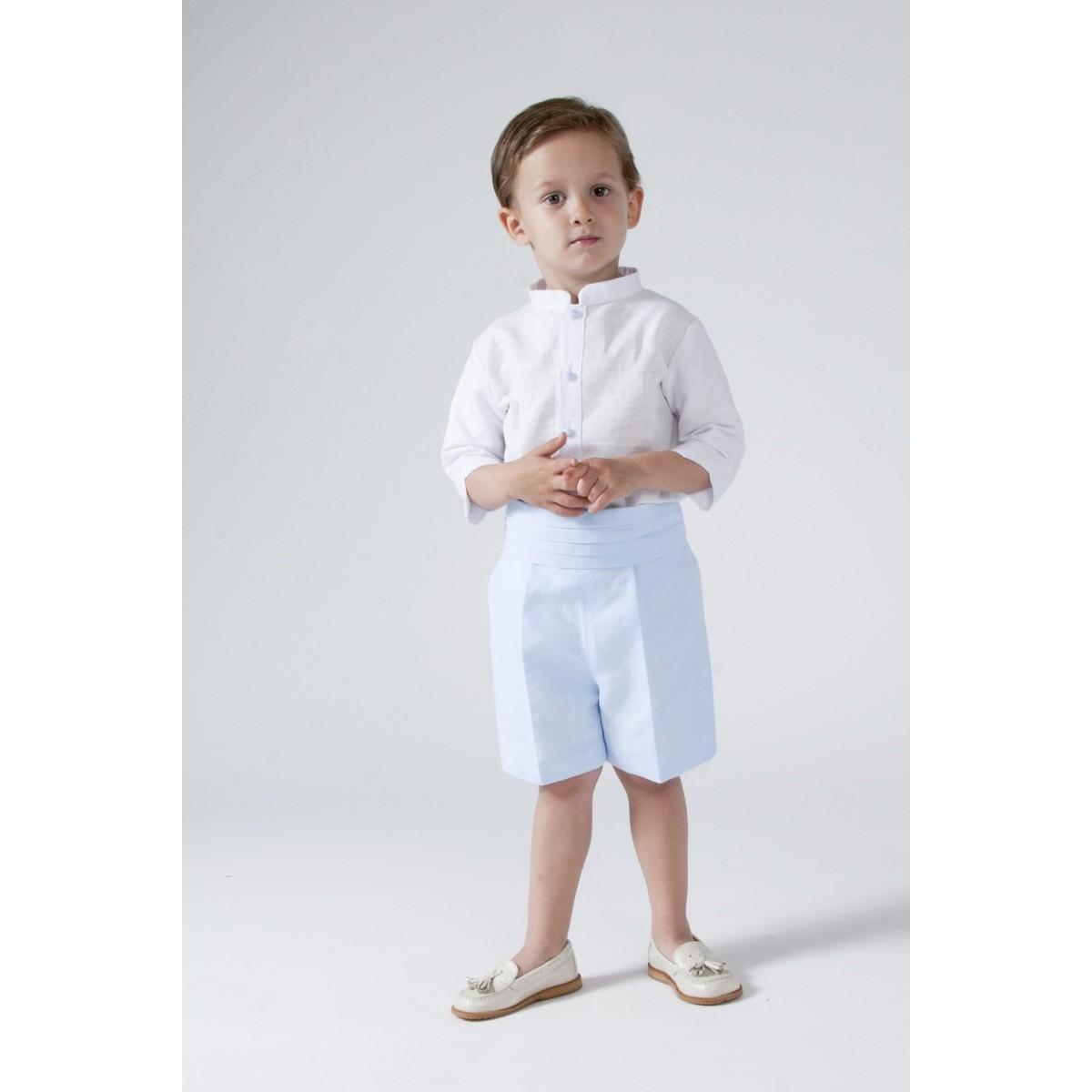 Ring Bearer Linen Pants