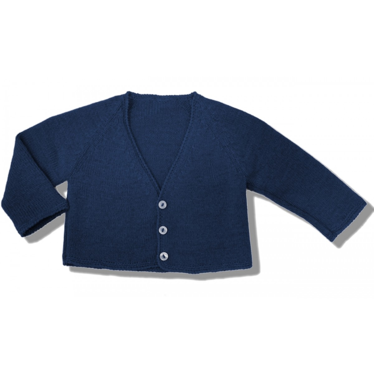 Grayish Blue Cardigan Grayish Blue  Golositos Ropa Infantil