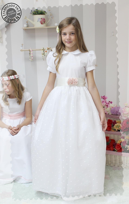 Vestidos de comunion sencillos y baratos