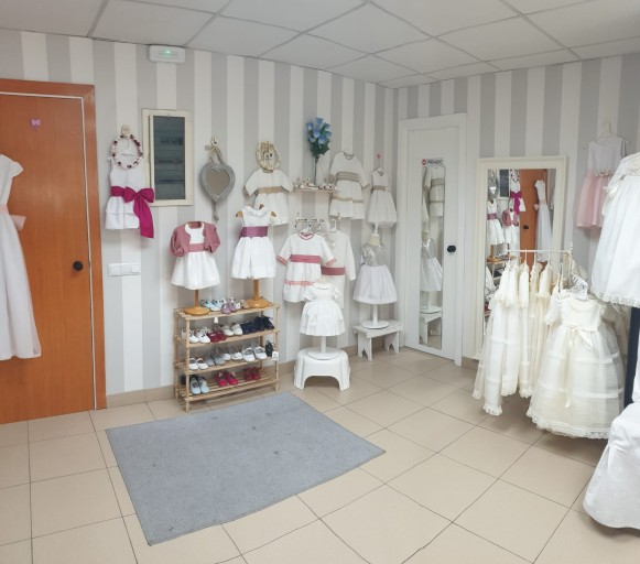 Our new shop
